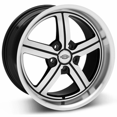 Machined Bolsa Wheels (10-14)