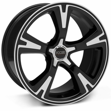 Machined Foose RS Wheels (10-14)
