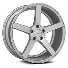 Machined Silver Vossen CV3 Wheels (2005-2009)