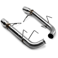 Magnaflow Competition Axle-back Exhaust (11-12 GT, 11-12 GT500)