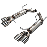 Magnaflow Competition Quad Tip Axle-back Exhaust (11-12 V6)