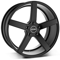 Matte Black MMD 551C Wheels (2005-2009)