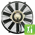 Mishimoto 12in Performance Slim Electric Radiator Fan - Installation Instructions