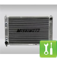 Mishimoto Performance Aluminum Mustang Radiator - Automatic - (97-04 GT/Cobra/MACH1/Bullitt) - Installation Instructions