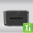 Mishimoto Performance Aluminum Mustang Radiator - Manual - (79-93) - Installation Instructions