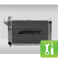 Mishimoto Performance Aluminum Mustang Radiator - Manual - (94-95 GT/Cobra/V6) - Installation Instructions
