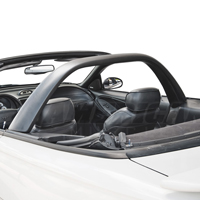 MMD Convertible Styling Bar - Charcoal (94-04 GT, V6, Cobra)