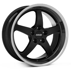Black MMD Kage Wheels (2010-2014)