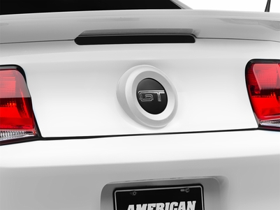MMD Trunk Emblem Surround - Prepainted (10-12 All) - MMD 71332