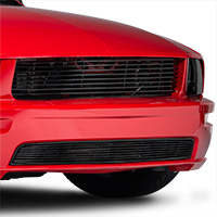 Modern Billet Black Retro Billet Grille (05-09 GT)