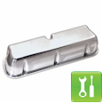 Moroso Mustang Polished Aluminum Valve Covers (260, 289, 302, 351W) - Installation Instructions