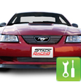 Mustang Billet Grille Kit ('99-'04) - Installation Instructions