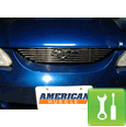 Mustang Billet Grille w/ Pony Cutout ('94-'98) - Installation Instructions