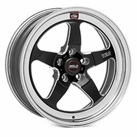 Mustang Black Weld Racing RT-S S71 Wheels