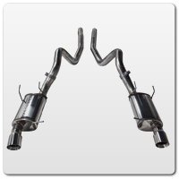 Mustang Cat Back Exhaust