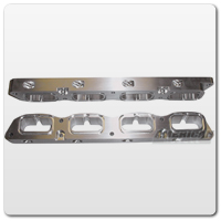 Mustang Charge Motion Control Plates