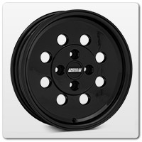 Mustang Classic Drag Wheels