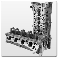 Mustang Cylinder Heads & Valvetrain Parts