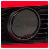 Mustang Fog Light Covers
