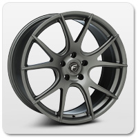 Mustang Forgestar CF5V Wheels