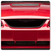 Mustang Grille Deletes & Misc Grilles