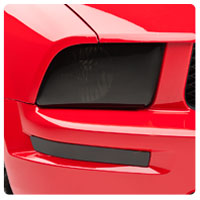 Mustang Headlight Covers