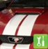 Mustang Le Mans Stripe Installation Guide