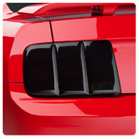 Mustang Light Covers