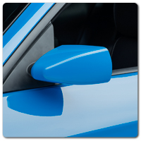 Mustang Mirrors, Mirror Covers & Side Mirrors