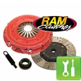 Mustang RAM Clutch Kit (86-04) - Installation Instructions