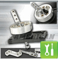 Mustang Short Throw Sport Shifter (All 83 - Early 01 & 01-04 V6 T-5/T-45 Transmission) - Installation Instructions