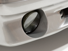 Mustang Smoked Fog Light Covers (87-93 GT)
