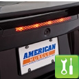Mustang Third Brake Light Decal & Tint (99-04) - Installation Instructions