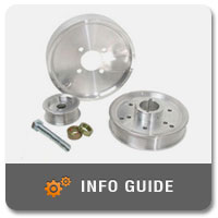 Mustang Underdrive Pulley Guide