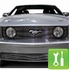 Mustang Upper Billet Grille ('05-'09 GT) - Installation Instructions