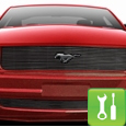 Mustang Upper Billet Grille (05-09 V6) - Installation Instructions