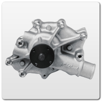 Mustang Water Pumps & Cooling Accessories