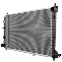 OE Style Replacement Radiator (97-04 V8)
