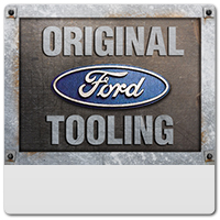 Original Ford Tooling Mustang Parts