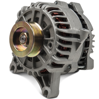 PAPerformance Alternator - 130 Amp (05-08 GT)