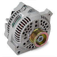 PAPerformance Alternator - 130 Amp (87-93 5.0L)