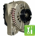 PA Performance Mustang Alternator - 130 Amp (96-01 Cobra; 03-04 Mach 1) - Installation Instructions