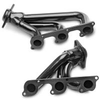 Pace Setter Black Shorty Headers (05-10 V6)