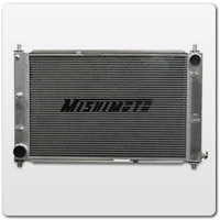 Performance Aluminum Mustang Radiators, Hoses, and Accessories