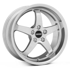 Polished MMD Kage Wheels (2005-2009)