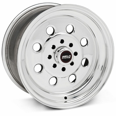 Polished Weld Racing Draglite Wheels (79-93)