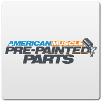 Pre-painted Mustang Parts