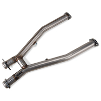 Pypes Off-Road Shorty H-pipe (96-04 GT)
