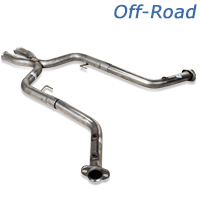 Pypes Off-Road X-Pipe (05-10 GT)