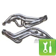 Pypes Polished 304 Stainless Steel Long Tube Headers (96-04 GT) - Installation Instructions